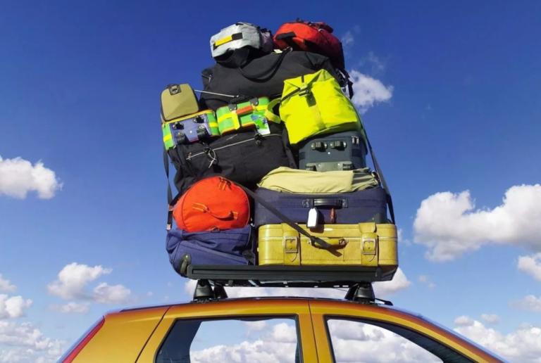 В каких случаях можно получить штраф за багаж на крыше автомобиля?