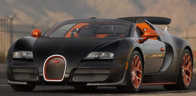 Выкуп автомобилей Bugatti