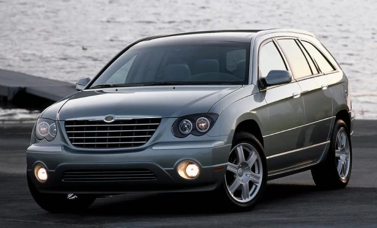 Выкуп автомобилей Chrysler